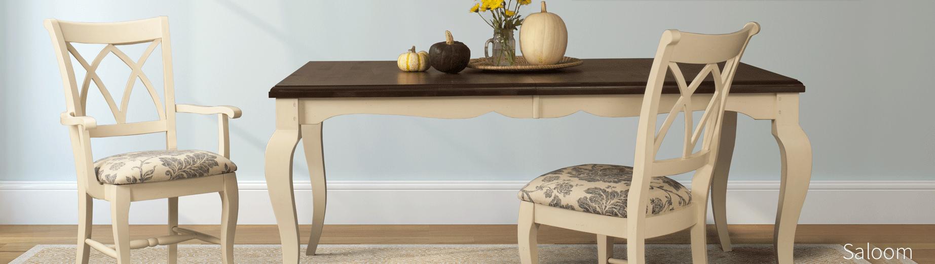 Saloom dining room furniture